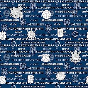 Papel de parede corinthians (Time) - Cód. SC 303-04