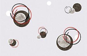 Papel de parede Iris cod. 6661-2