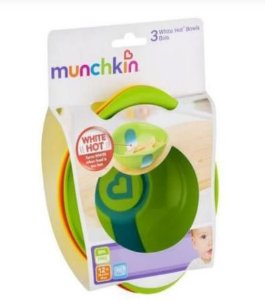 Kit Alimentação Potes Térmicos - Munchkin