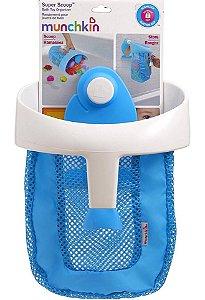 Organizador De Brinquedos De Banho Munchkin Super Scoop Azul
