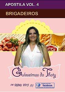 Apostila Brigadeiros em PDF