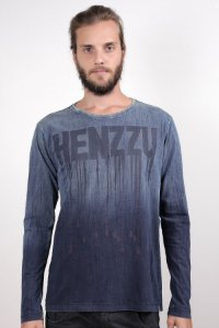 T-shirt ML Indigo