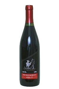 Vinho Tinto Merlot Demi-sec Gondoleiro 750ml