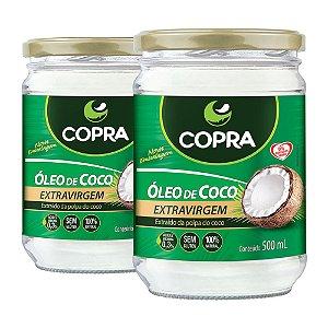 Óleo de Coco Extra Virgem (2 und) - COPRA Alimentos