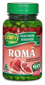 Romã - 60 cápsulas - Unilife Vitamins