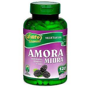 Amora Miura - 120 cápsulas - Unilife Vitamins