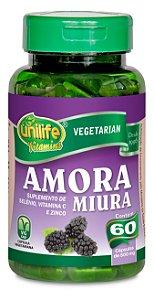Amora Miura - 60 cápsulas - Unilife Vitamins