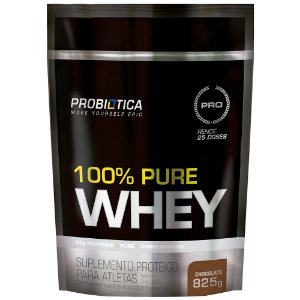 100% Pure Whey - 825g - Chocolate - Probiótica