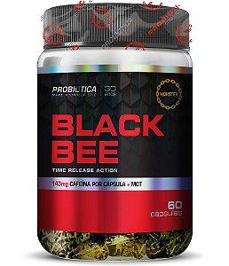 Black Bee - 60 cápsulas - Probiótica