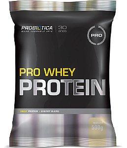 Pro Whey Protein - 500g - Baunilha - Probiótica