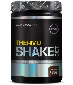 Thermo Shake Diet - 400g - Chocolate - Probiótica