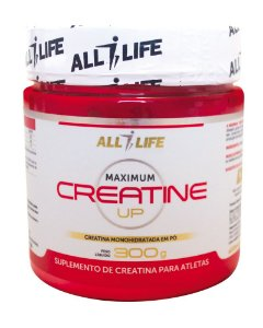 Maximum Creatine Up - 300g - All Life Nutry