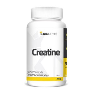 Creatine - 300g - King Nutri