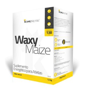Waxy Maize - 1400g - Natural - King Nutri