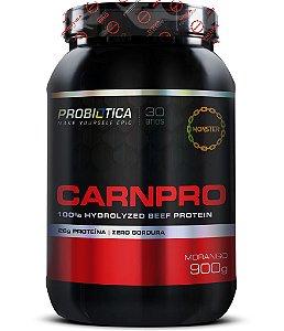 Carnpro Beef Protein - 900g - Morango - Probiótica