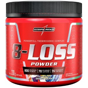 8-LOSS Powder - 200g - Enerdy drink - Integralmédica
