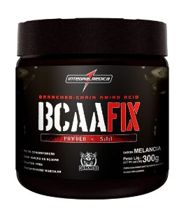 BCAA Fix Powder - 300g - Neutro - Integralmédica