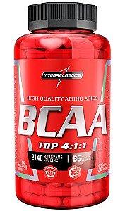 BCAA Top 4:1:1 - 240 cápsulas - Integralmédica