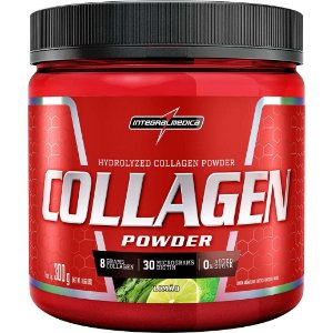 Collagen Powder - 300g - Limão - Integralmédica