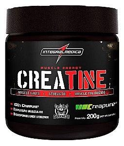 Creatine Creapure - 200g - Integralmédica