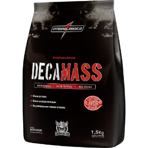 Deca Mass - 1500g - Chocolate - Integralmédica