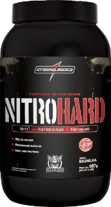 NITROHARD - 907g - Chocolate - Integralmédica