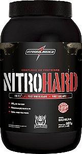 NITROHARD - 907g - Morango - Integralmédica