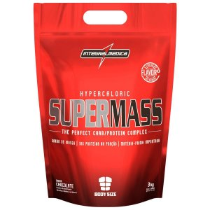 Supermass - 3000g - Morango - Integralmédica