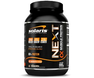 NEXT Muscle Protein - 900g - Morango - Solaris Nutrition