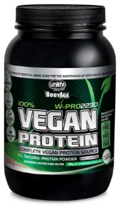 W-PRO Vegan Protein - 900g - Chocolate - Unilife Vitamins
