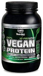 W-PRO Vegan Protein - 900g - Morango - Unilife Vitamins