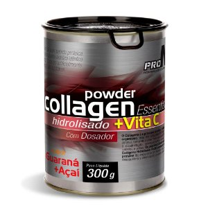 Essential Collagen Powder - 300g - Guaraná e Açaí - ProN2