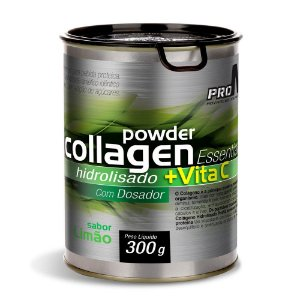 Essential Collagen Powder - 300g - Limão - ProN2