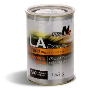LA Essential - 120 cápsulas - ProN2