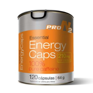 Essential Energy Caps - 120 cápsulas - Pron2