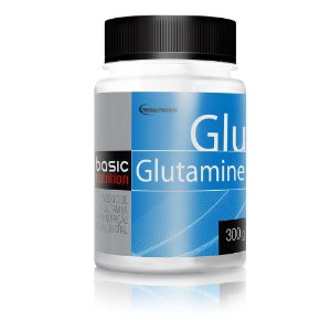 Glutamine - 300g - Basic Nutrition