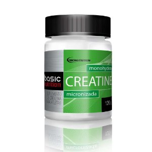 Creatine - 120g - Basic Nutrition