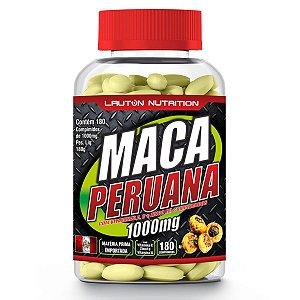 Maca Peruana - 180 comprimidos - Lauton Nutrition