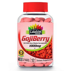 Goji Berry - 180 comprimidos - Lauton Naturals