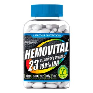 Hemovital - 120 tabletes - Lauton Nutrition