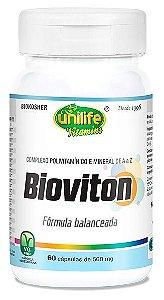 Bioviton - 60 cápsulas - Unilife Vitamins