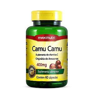 Camu Camu - 60 cápsulas - Maxinutri