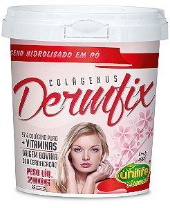 Dermfix Colágenus - 200g - Unilife Vitamins