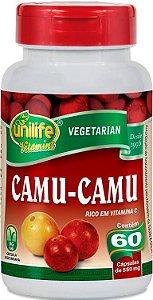 Camu-Camu - 60 cápsulas - Unilife Vitamins