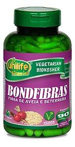 Bondfibras - 90 cápsulas - Unilife Vitamins