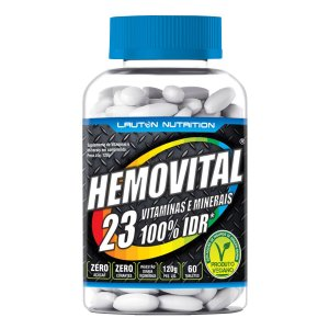 Hemovital - 60 tabletes - Lauton Nutrition
