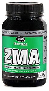 ZMA - 120 cápsulas - Unilife Vitamins