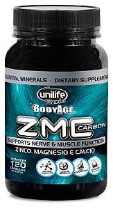 ZMC Carbon - 120 cápsulas - Unilife