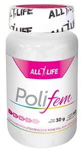 Polifem - 60 cápsulas - All Life Nutry