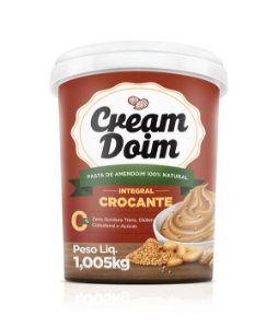 Cream Doim Crocante - 1005g - Cocada Itapira